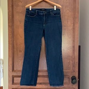 Talbots Flawless Five-Pocket 12 P Bootcut Jeans
